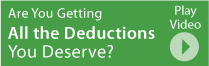 Are you getting the deductions you deserve?